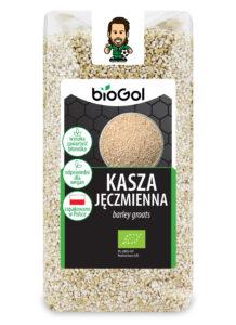 kasza jęczmienna 500 g - BioGol