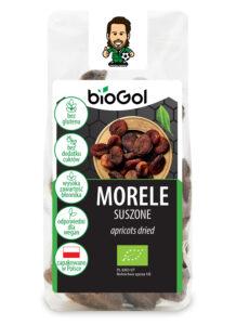 morele suszone 150 g - BioGol 11.01.2021