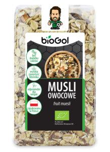 musli owocowe 300 g - BioGol