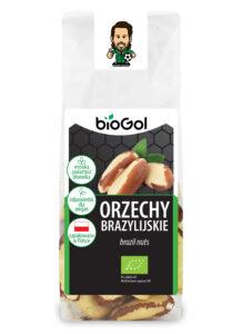 orzechy brazylijskie 100 g - BioGol