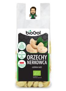orzechy nerkowca 100 g - BioGol
