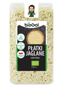płatki jaglane 300 g - BioGol