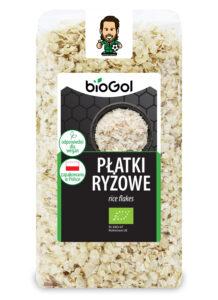 płatki ryżowe 300 g - BioGol