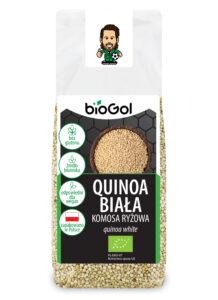 quinoa biała komosa ryżowa 250 g - BioGol